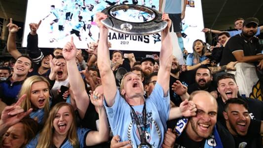 Matt Simon Sydney FC v Melbourne Victory A-League 07052017