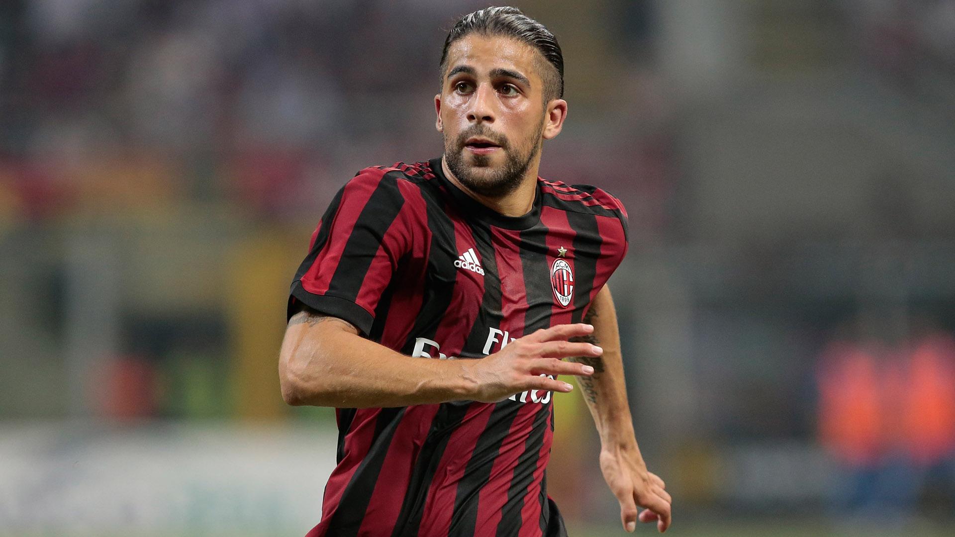 Ricardo Rodriguez AC Mailand 03082017