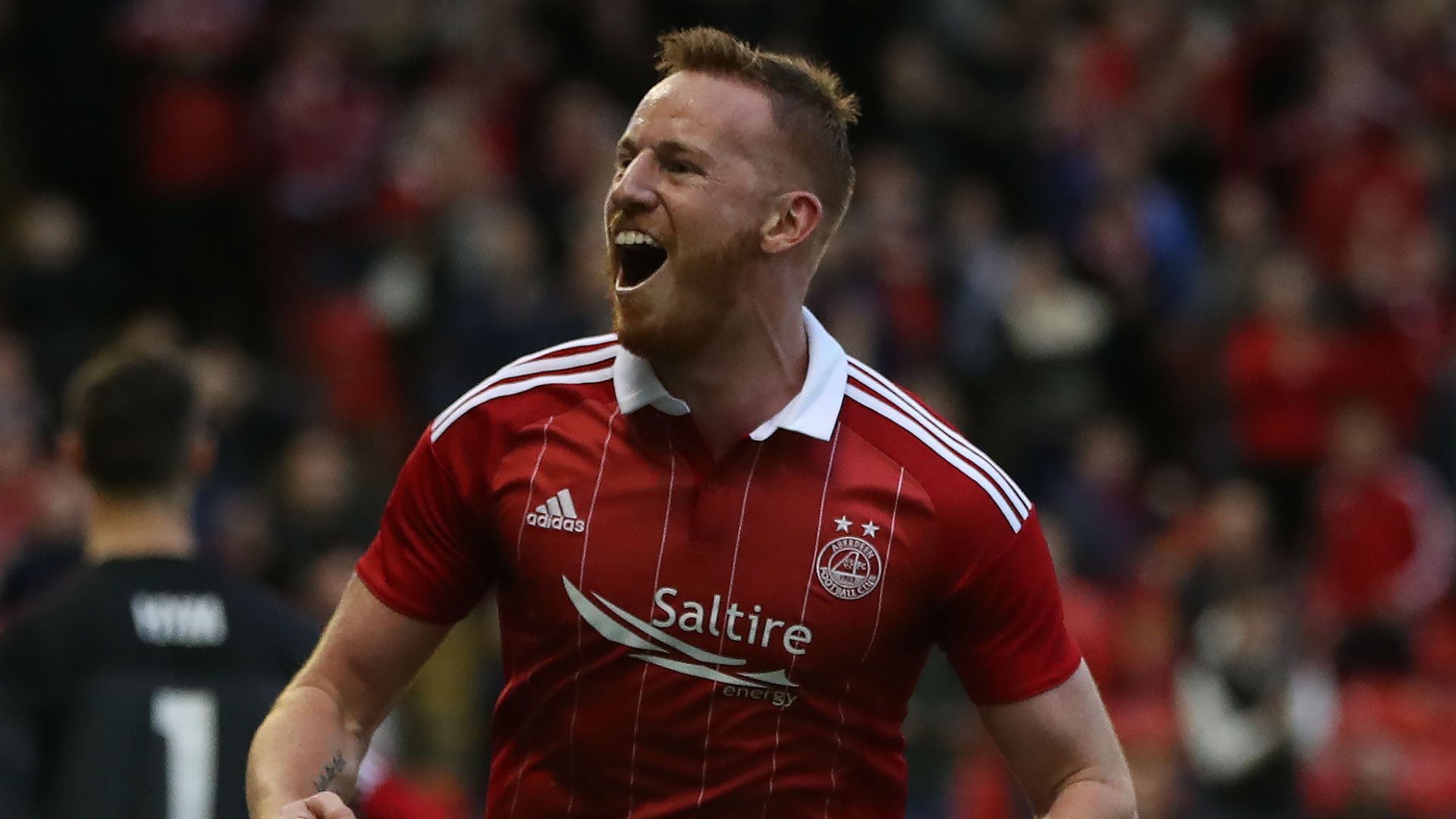 Adam Rooney Aberdeen