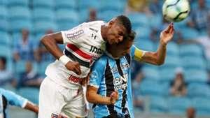 Geromel Arboleda Gremio Sao Paulo Brasileirao Serie A 15112017