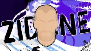 Zinedine Zidane GFX