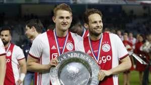 Matthijs de Ligt, Daley Blind, Ajax, 05152019