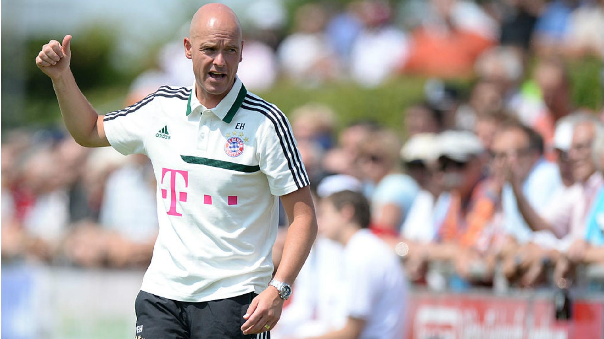 Erik ten Hag Bayern München ll