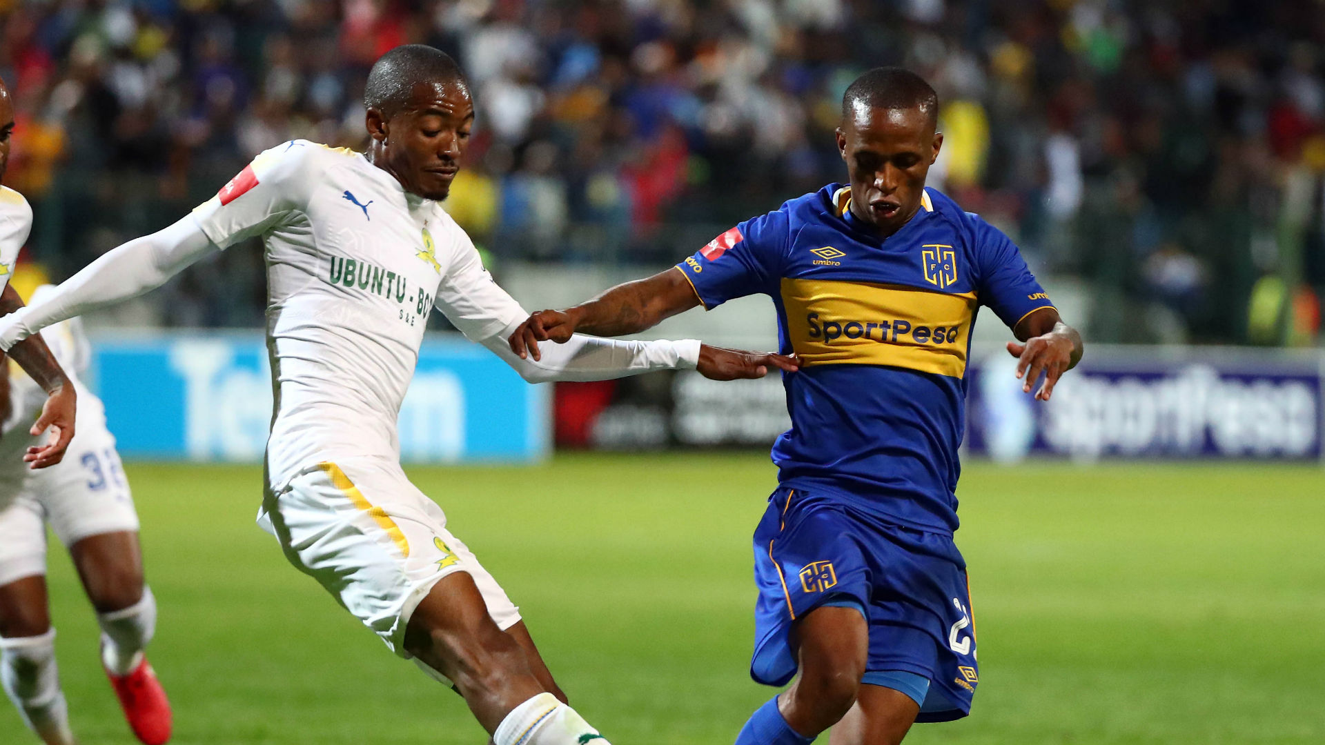 Cape Town City v Mamelodi Sundowns