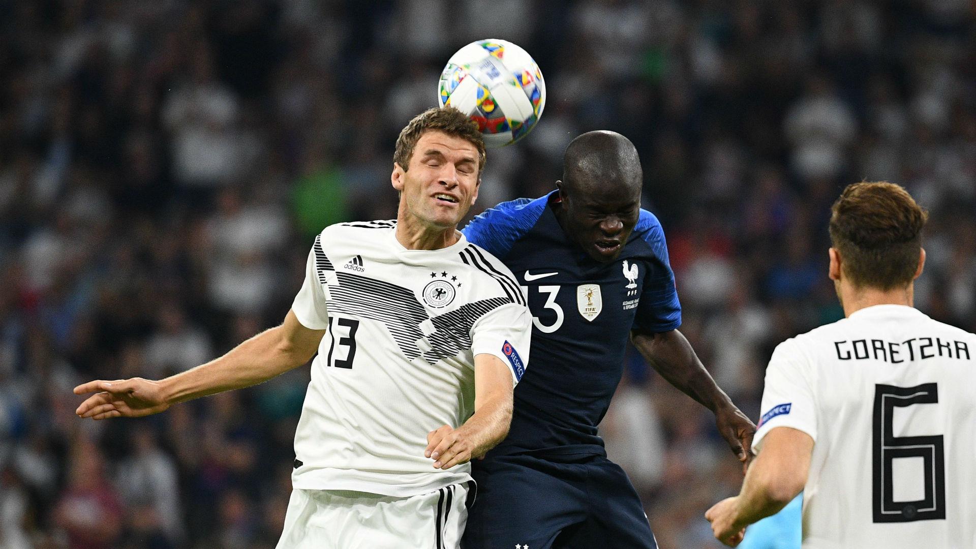 Image result for เยอรมันไม่คมเจ๊าฝรั่งเศส 0-0