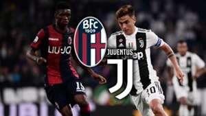Bologna Juventus Coppa Italia