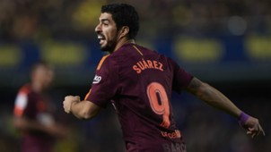 Luis Suarez Villarreal Barcelona LaLiga