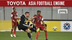 Home United Ceres-Negros Chung kết AFC Cup khu vực ASEAN 2018