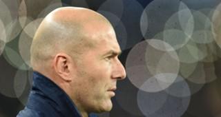 Zinedine Zidane Napoli Real Madrid Champions League