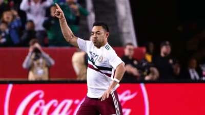 Marco Fabian Mexico Iceland