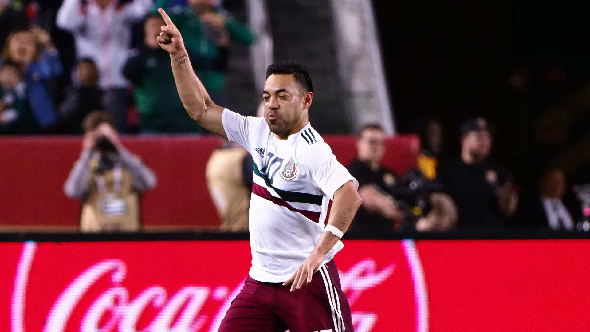 Marco Fabian Mexico Iceland