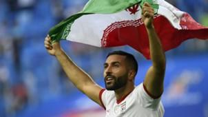 Saman Ghoddos Iran World Cup 2018