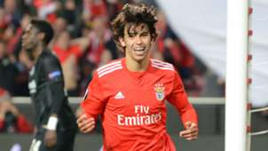 João Félix Benfica Frankfurt Europa League 11 04 2019