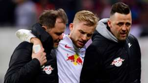 Konrad Laimer RB Leipzig Europa League 05042018