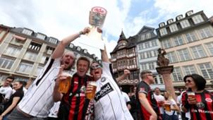 DFB Pokal Eintracht Fans 20052018