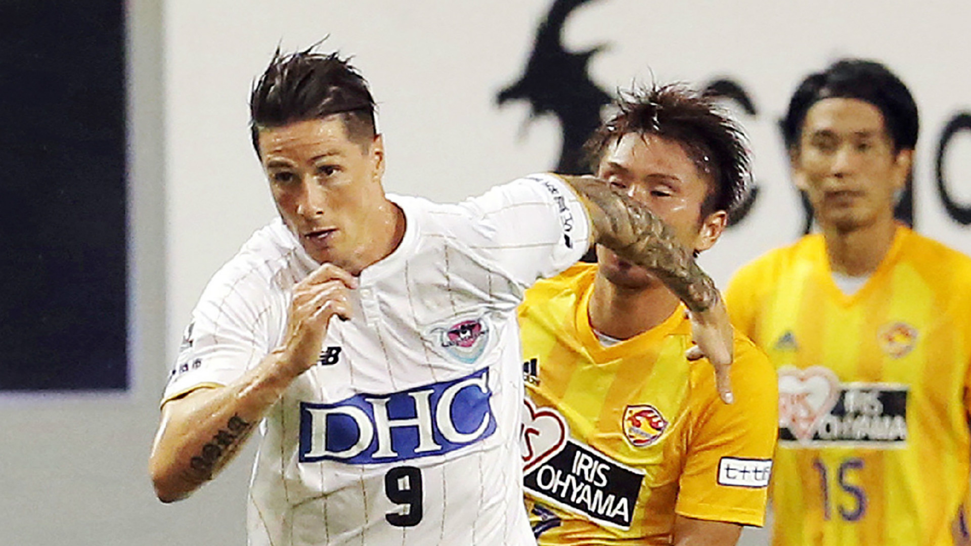 Fernando Torres, Sagan Tosu, J1 League, 07222018