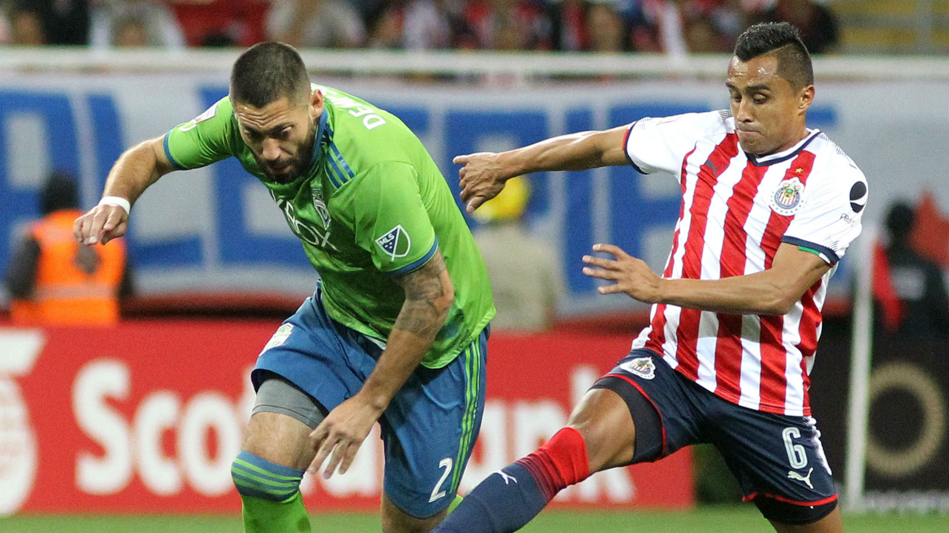 Clint Dempsey Seattle Sounders 2018
