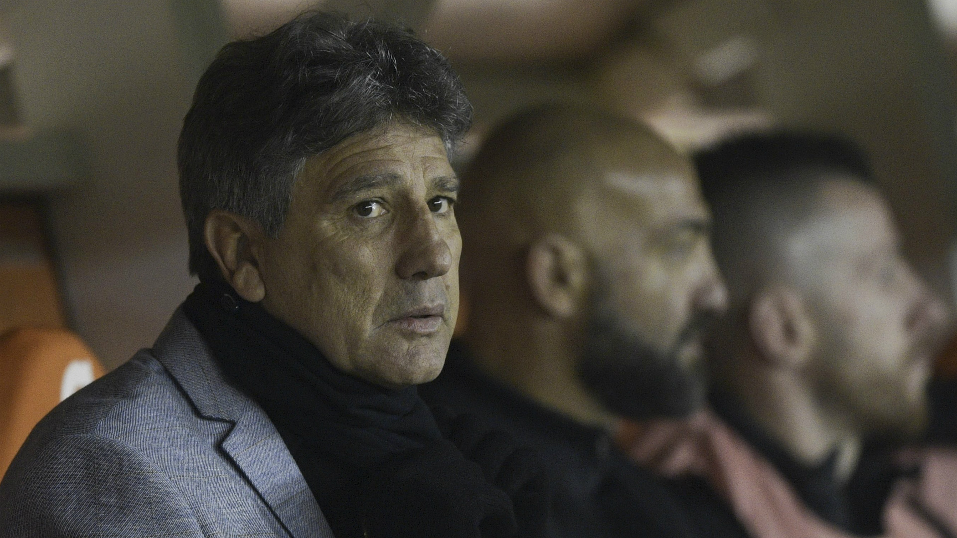 Renato Gaucho River Plate Gremio Copa Libertadores 23102018.