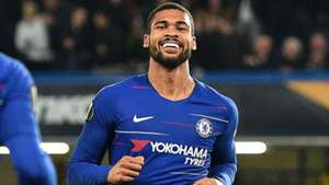 Ruben Loftus-Cheek Chelsea Europa League 25102018