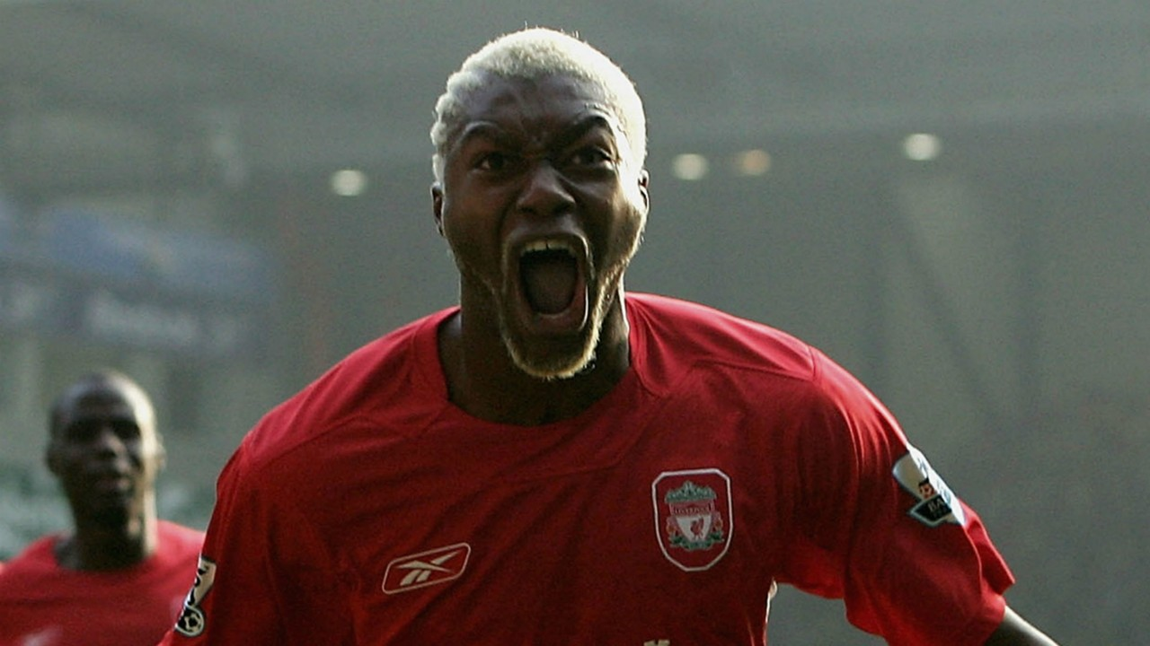 HD Cisse Liverpool