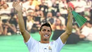 Cristiano Ronaldo Real Madrid 06072009