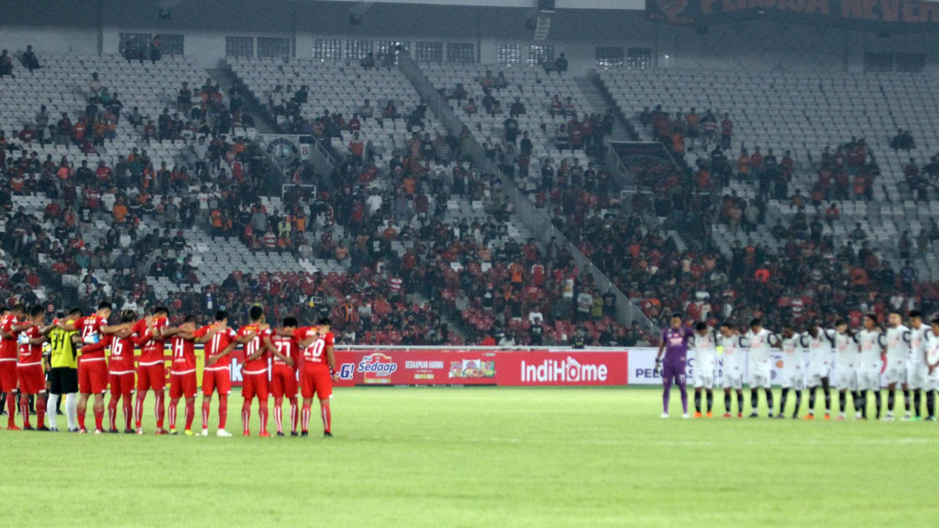 Persija Jakarta & Madura United
