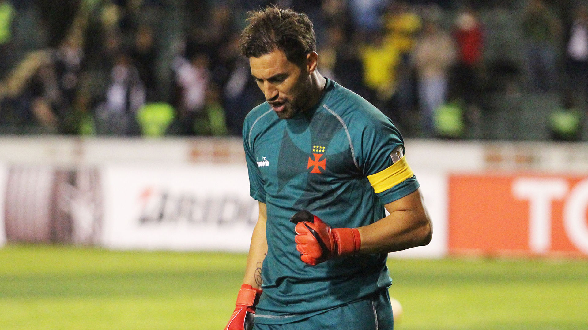 Martin Silva Jorge Wilstermann Vasco Libertadores 21022018