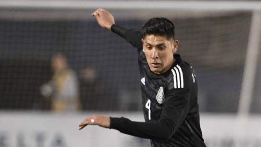 Edson Alvarez scores first Ajax goal in Champions League playoff
