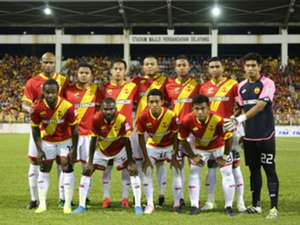 Selangor's first eleven against Pulau Pinang 21/1/2017