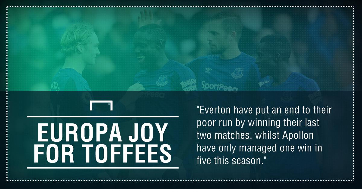 Everton Apollon graphic