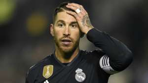 Sergio Ramos Real Madrid 2018-19