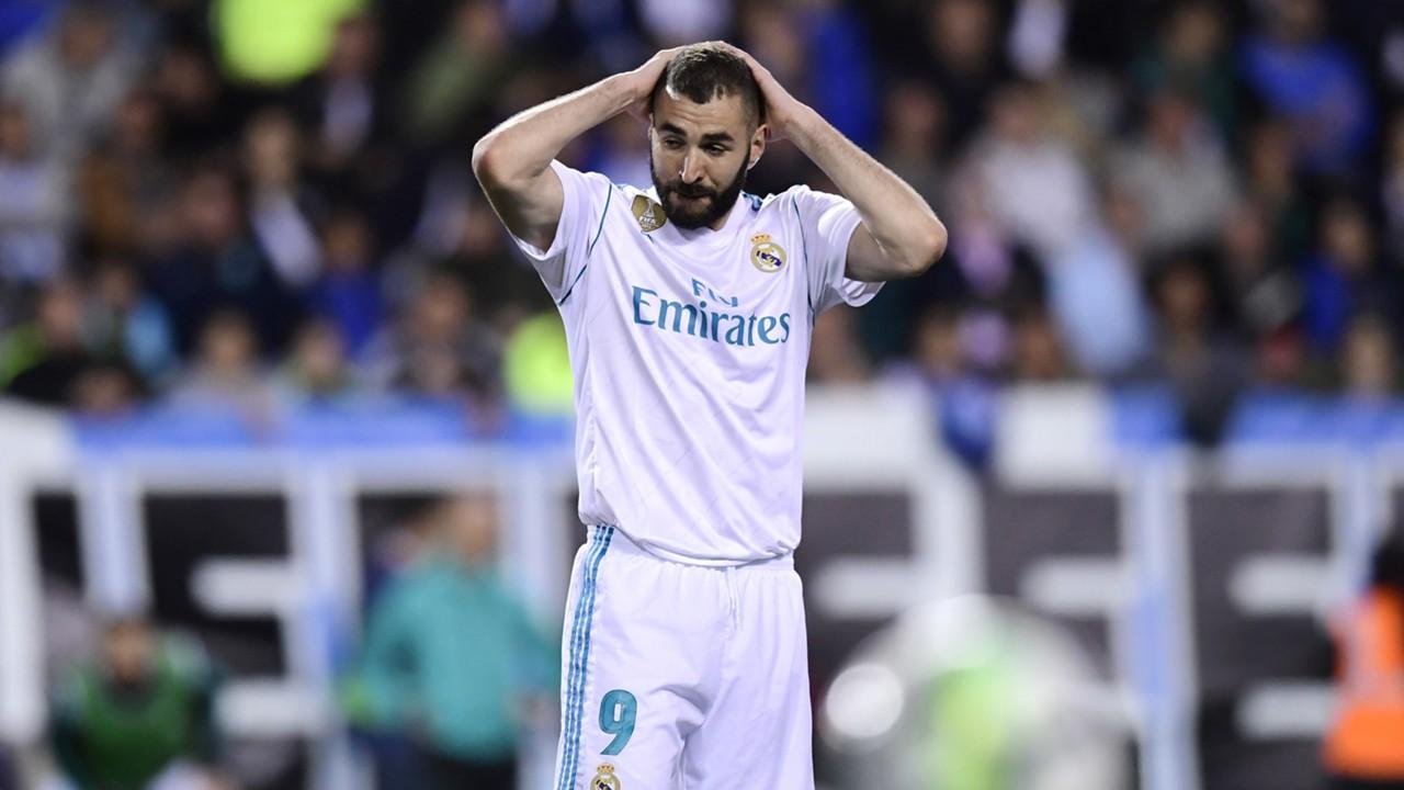 Benzema Real Madrid 15042018