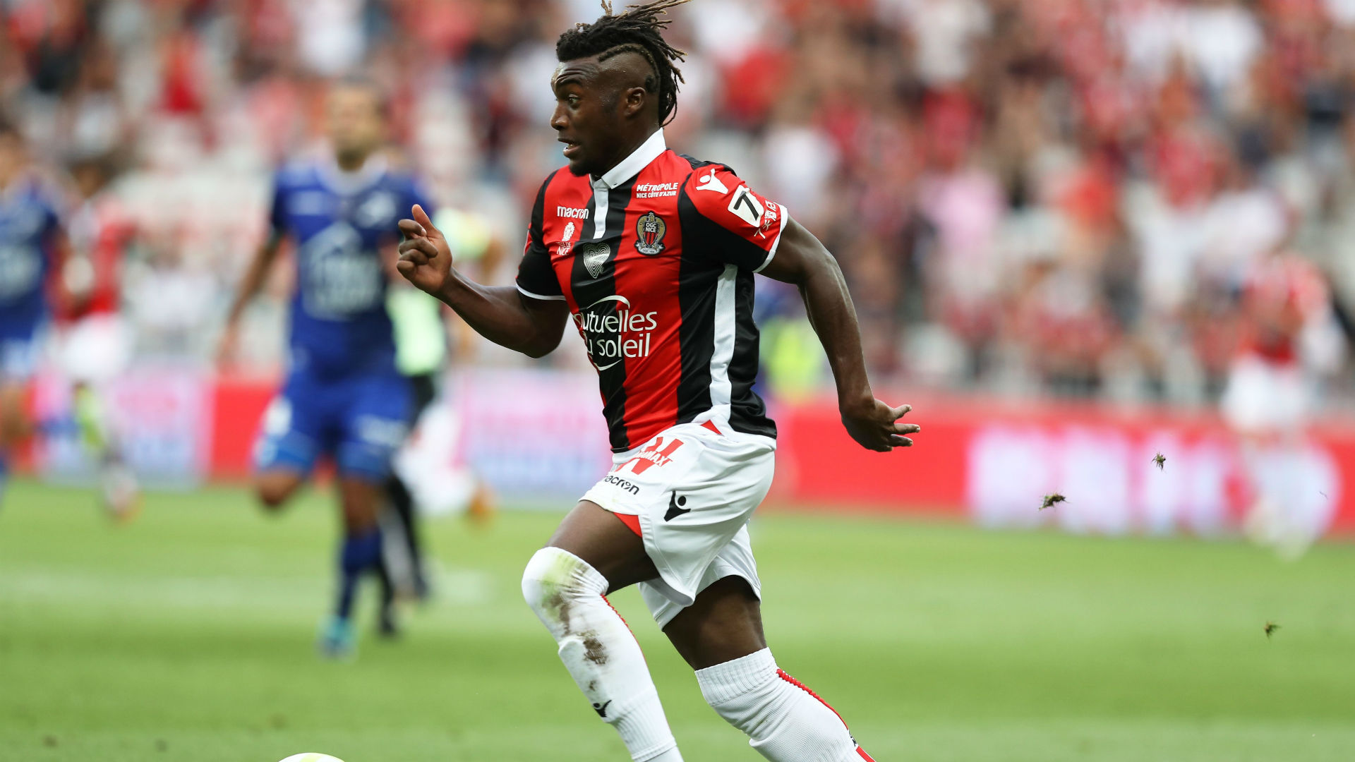 allan saint maximin the ligue 1 starlet giving nemar and hazard a run for their money other. Black Bedroom Furniture Sets. Home Design Ideas