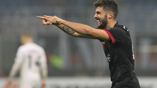 Cutrone Milan Europa League