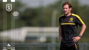 Jan Siewert Borussia Dortmund Huddersfield Town GFX