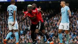 Manchester City - Manchester United, Premier League 04072018