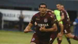 Pepe Jose Sand Lanus Gimnasia Superliga 30092017