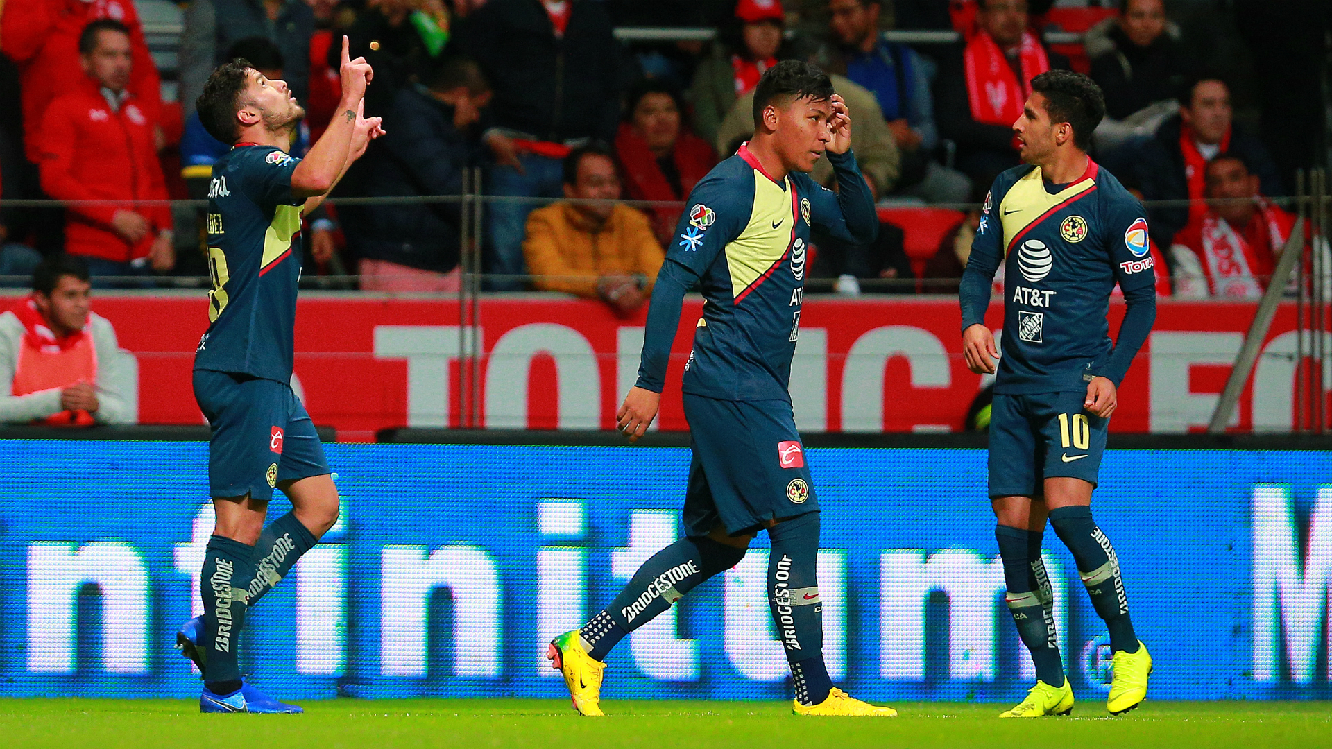 Toluca - América Liguilla Apertura 2018