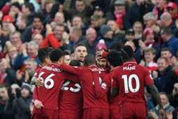 Liverpool vs Newcastle Premier League 261218
