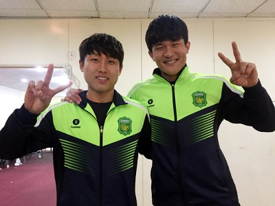 Jang Yoon-ho, Kim Min-jae