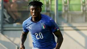 Moise Kean Italy Under 19