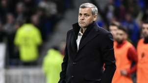 Bruno Genesio Lyon Coupe de France 2019