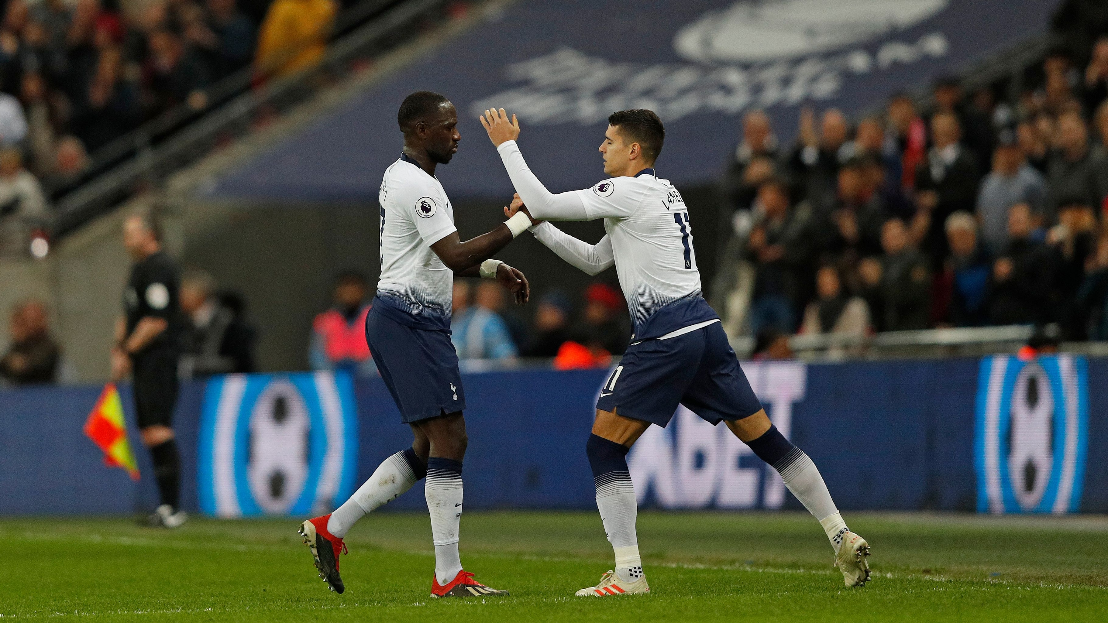 Sissoko Tottenham Premier League