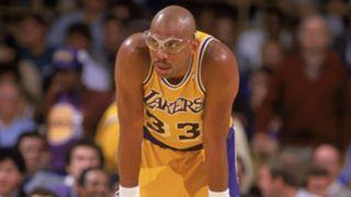 Kareem Abdul-Jabbar LA Lakers 1987