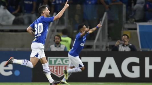 Thiago Neves Cruzeiro Universidad de Chile 260418