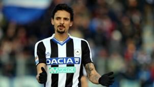 Felipe, Udinese, Serie A, 22012017