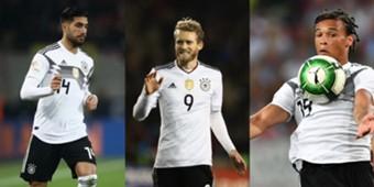 Mix esclusi Germania