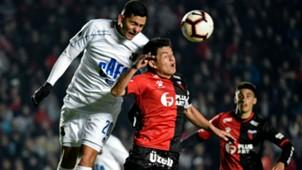 Pulga Rodriguez Colon Zulia Copa Sudamericana 15082019