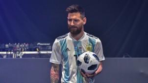 Lionel Messi Argentina Telstar18