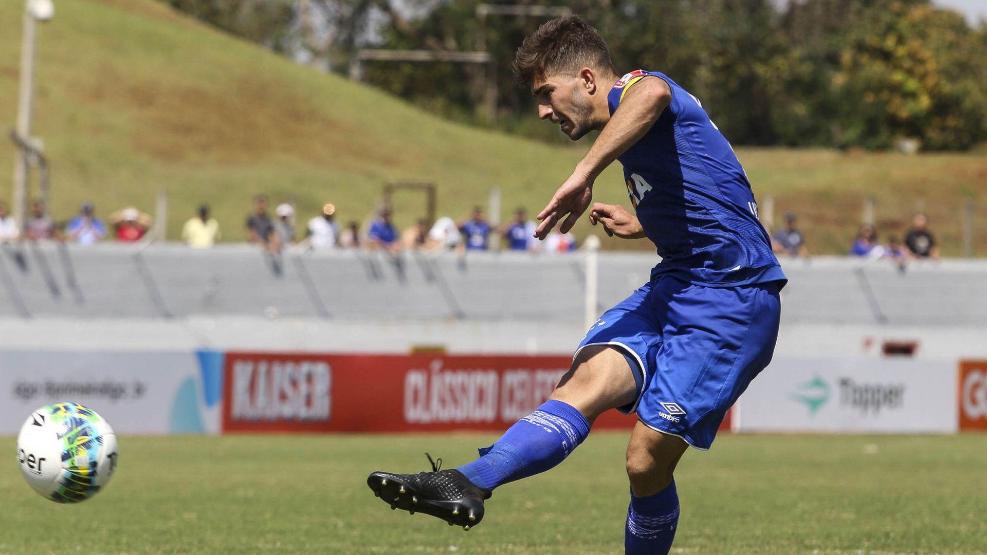 Lucas Silva Londrina Cruzeiro Primeira Liga 03092017